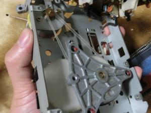 ディスクシステムのゴムベルトを自作