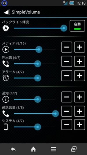 Simple Volume Ver1.00