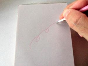 書けなくなったボールペンの復活法